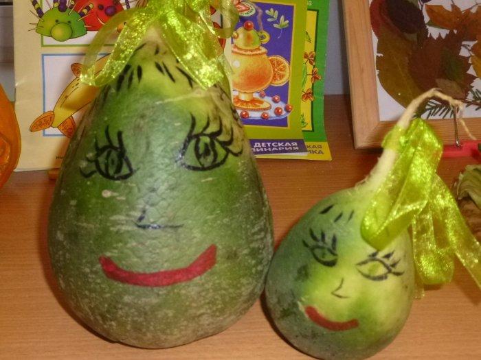 Положение о конкурсе поделок из овощей