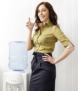 Заказ доставки воды в офис Санкт-Петербурга