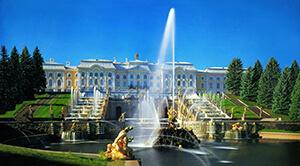 Доставка воды в Петергоф