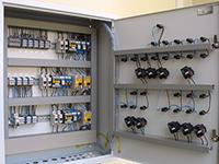 производство шкафов управления и автоматики