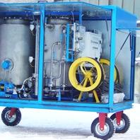 маслозаправочные установки (МЗУ)