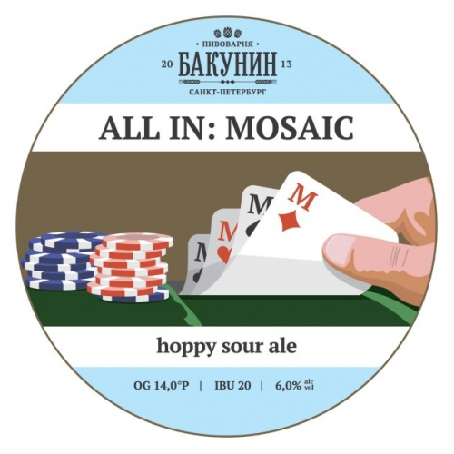 ALL IN: MOSAIC