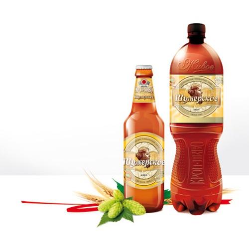 Пиво светлое «Шумерское»