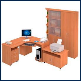 мебель для сотрудников в офис