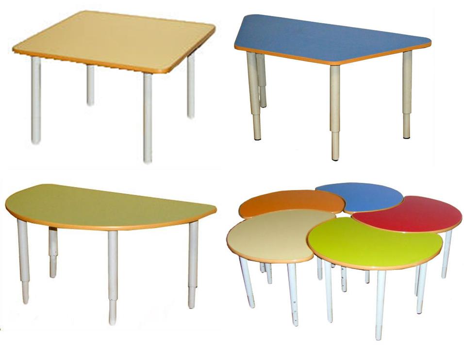 Столы для детских садов и дома. Производство Спарта-Мебель