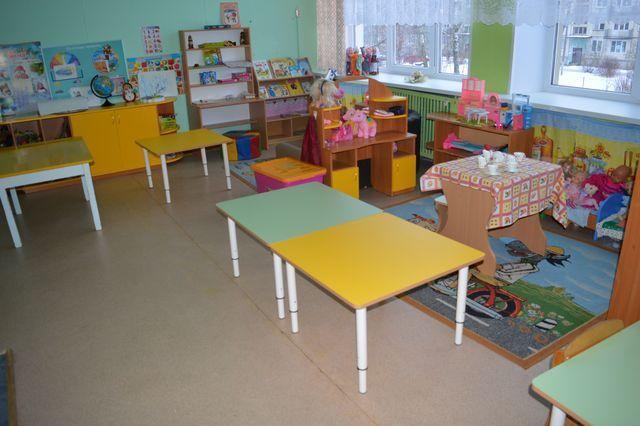 Столы для занятия творчеством в детский сад