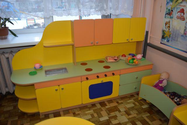 """Игровая тематическая мебель """"Кухня"""""""