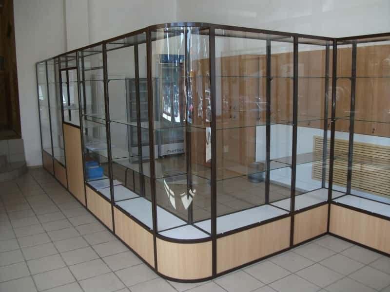 Мебель для магазина канцтоваров
