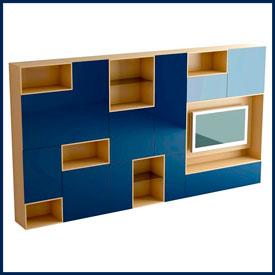 Мебельные стенки под заказ в СПБ