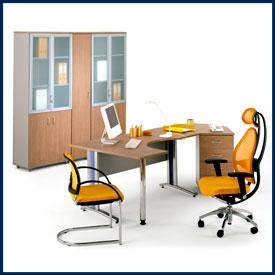 Производство офисной мебели в СПб